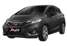 tampilan new honda jazz